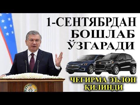 ШАВКАТ МИРЗИЁЕВ -КУТИЛМАГАН ЯНГИЛИК