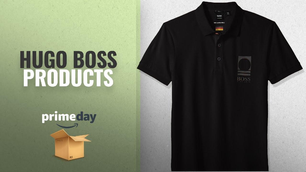 96688b87 Hugo Boss Prime Day Deals 2018: BOSS Orange Men's World Cup Soccer Country  Polo Shirt, Germany,