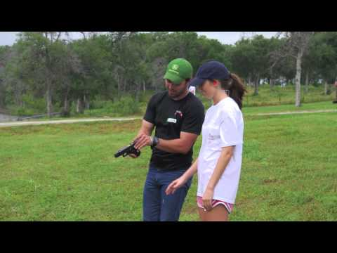 Girls with Guns: Delta Gamma Goes Shooting