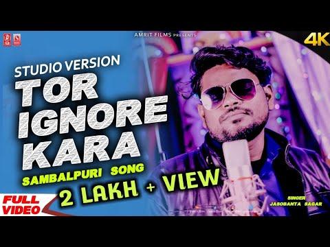 Tor Ignore Kara || Jasobanta Sagar || New Sambalpuri Dhamaka  Song || 4k Studio Version
