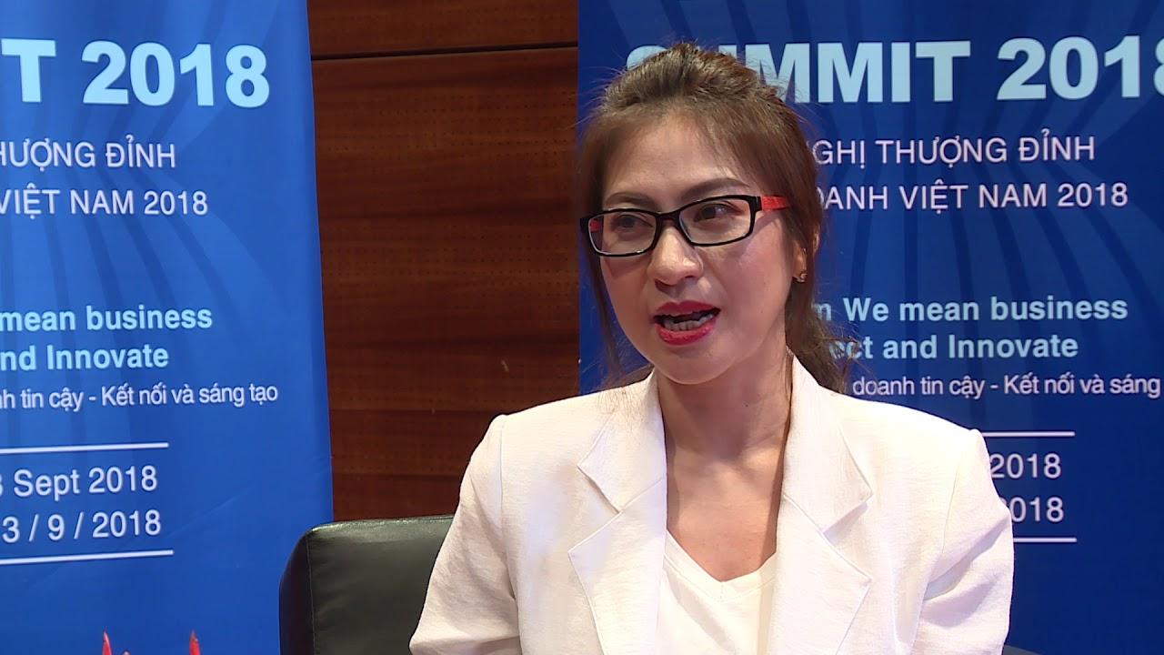 Bà Nguyễn Thị Thu Hương – Tổng Giám đốc, Công ty TNHH HD International