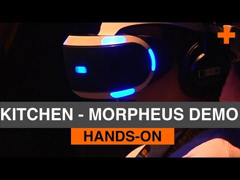 E3 2015: Kitchen (Project Morpheus) - Hands-on