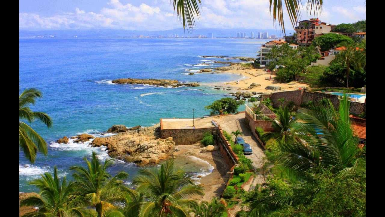 mexique beaux paysages - tels