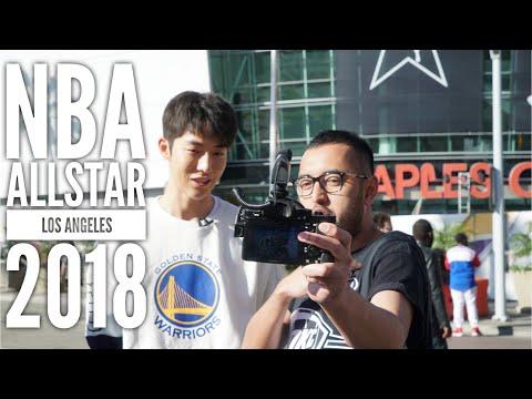 Ketemu Artis Hollywood di NBA All Star #KemVlog