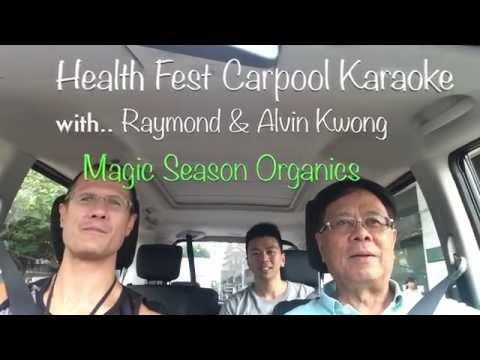 Health Fest Carpool Karaoke with Magic Season Organics