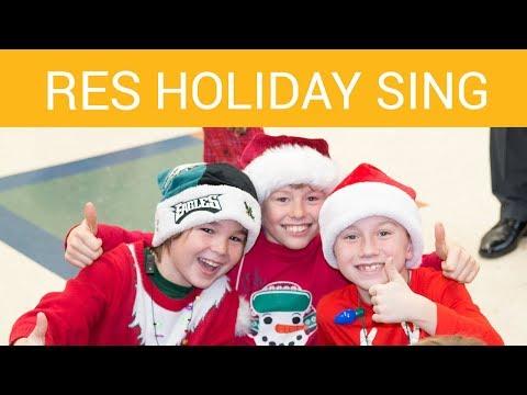 Radnor Elementary School's 2018 Holiday Sing