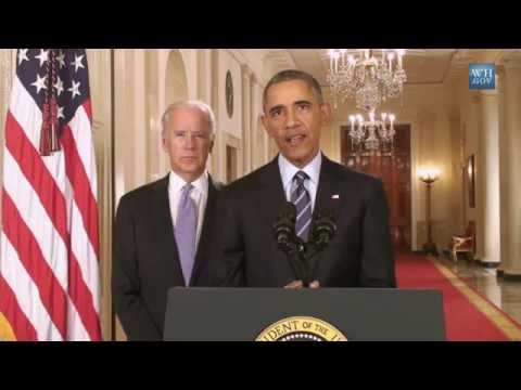 Obama Announces Iran Nuclear Deal - Full Video Of Remarks