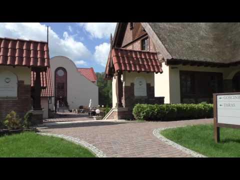 Я САМА. Польша. Отель Aubrecht Spa Resort. Пречлево.