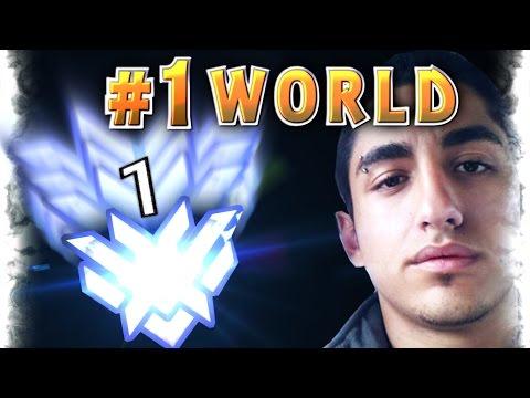 "#1 WORLD RANK PLAYER ""KAFEEEEEE"" | Overwatch MONTAGE"