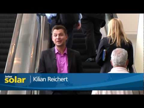 Intersolar North America 2011 TV - Silicon Recycling and CSP Tech