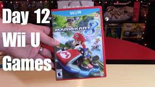12 Wii U Games, First Party | Nintendo Collecting Christmas 2015