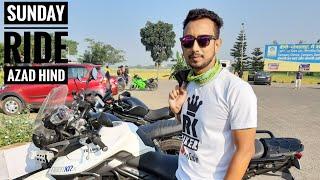 Sunday ride AZAD HIND & Superbike ft KOBIKER ANAND