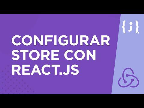 Configurando Store (Redux) con React.Js thumbnail