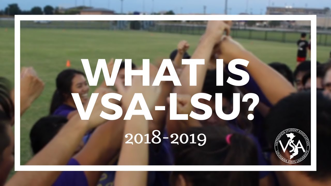 What is VSA-LSU? | 2018