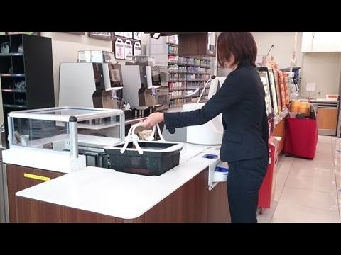 This Machine Will Bag Your Groceries by Itself