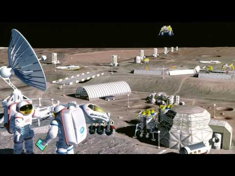 China's robotic moon mission| Russia's post 2024 ISS plans| Moon village|Space Symposium 2017-Part3