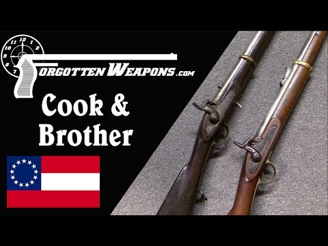 Cook and Brother of New Orleans - A Confederate Rifle Factory