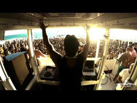 Leandro Da Silva DJ SET Samsarsa Beach Gallipoli