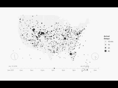 Data Visualization and Statistical Graphics in Big Data Analysis: Video 1