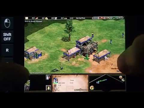 Age of Empires 2 on Android : aoe2