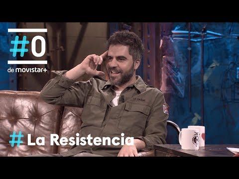 LA RESISTENCIA - Ernesto Sevilla, el cajero automático | #LaResistencia 10.10.2018