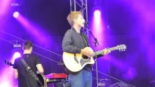 Tim Bendzko - Auch Wenn Es Gelogen Ist - 27.07.2014 Stadtpark Hamburg