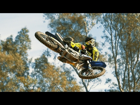 Dean Wilson – Day In The Life motocross video