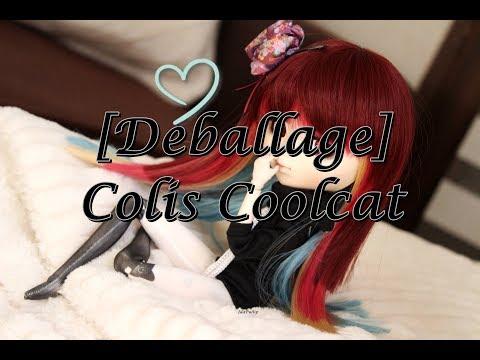 [Déballage] Colis Coolcat (Vêtement)