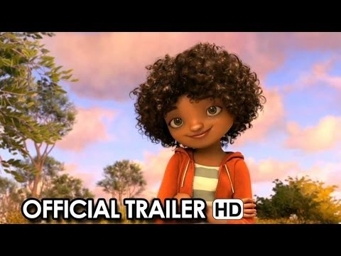 Home Official Trailer #1 (2014) HD - YouTube