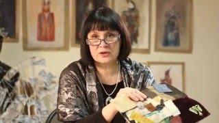 Театральный костюм, видеоурок №4. Екатерина Устинова