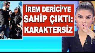 İrem Derici'nin eski eşi Rıza Esendemir'den olay gönderme!