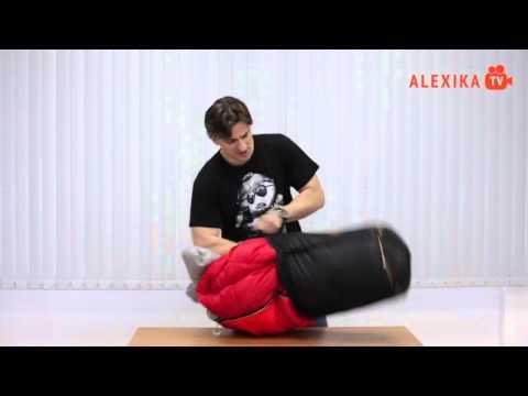 Как упаковывать спальный мешок