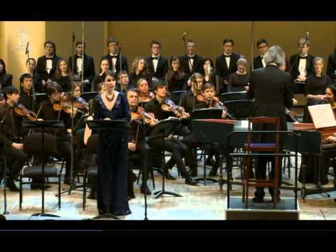 Anna Devin - Handel's Tornami a Vagheggiar from Alcina