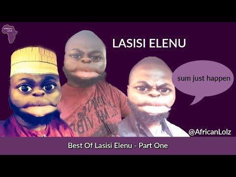 Lasisi Elenu - Nigerian Comedian - Best Moments - Naija Comedy - Pt 1