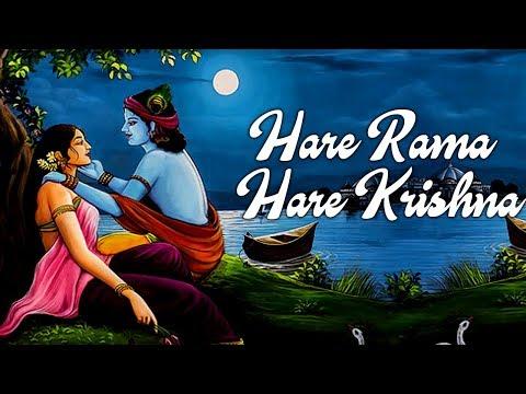 Hare Rama Hare Krishna | Popular Krishna Songs and Dhun | Krishna Bhajan