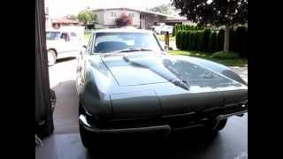 1966 Chevrolet Big Block Corvette, Auto Appraisal, cold start, www.autoappraise.com, 810-694-2008