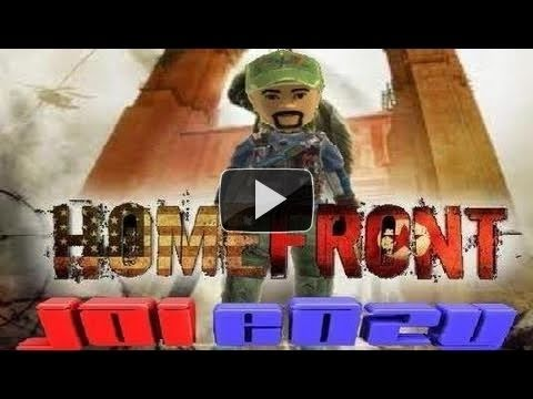 Homefront - Battle Commander Ground Control - Suburbs - T3AK - Eazy to the Rescue