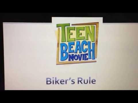 Teen beach Movie (Cruising for a Bruising)