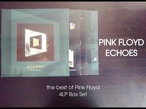 "На Игле - 17 - Pink Floyd ""Echoes"" (The Best of Pink Floyd) 4LP Box Set"