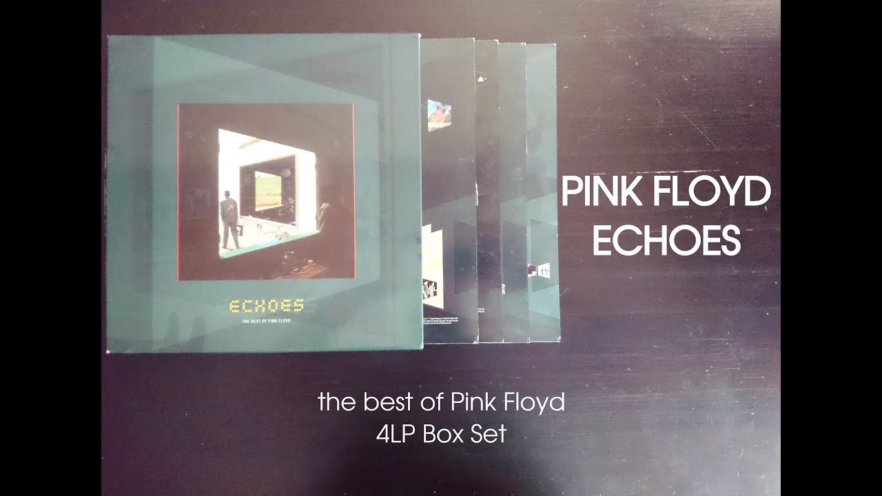 """На Игле - 17 - Pink Floyd """"Echoes"""" (The Best of Pink Floyd ..."""