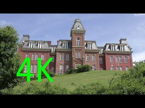A 4K Tour of West Virginia University