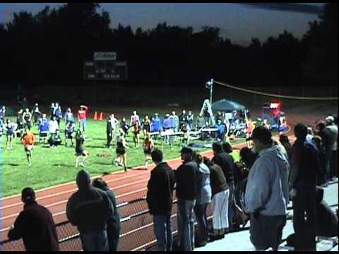 4x400m Varsity Girls 2011 North Bay League Champs