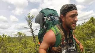 Trailer---Crossing Newfoundland West to East : 700km Backpacking Expedition