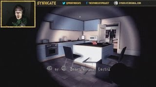 HES IN THE HOUSE!!!! - Slender The Arrival | w/Syndicate