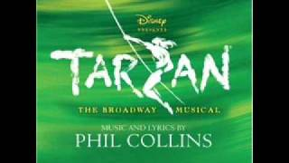 13. Tarzan on Broadway Soundtrack - For the First Time