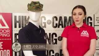 OutdoorShopping.com Girl Review: Marine Corps Cap USMC 7 Point Hat - Many Sizes/Colors