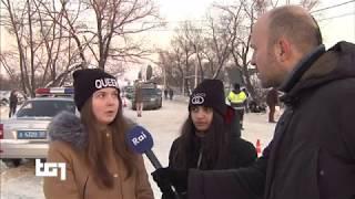 RUSSIA, AIRPLANE CRASH DEBRIS