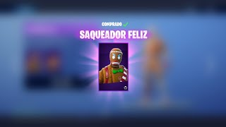 Mas Rare Skin of Christmas biscuit-Fortnite 🍪