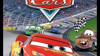 Disney's Cars (Wii) Part 1 - Radiator Springs Racing and Palm Mile Speedway [Compact]