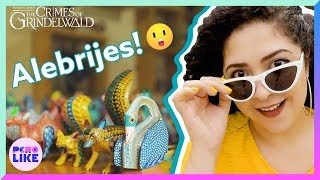 Maya Goes To Mexico To Meet Fantastic Beast Alebrijes // Presented by Fantastic Beasts 2